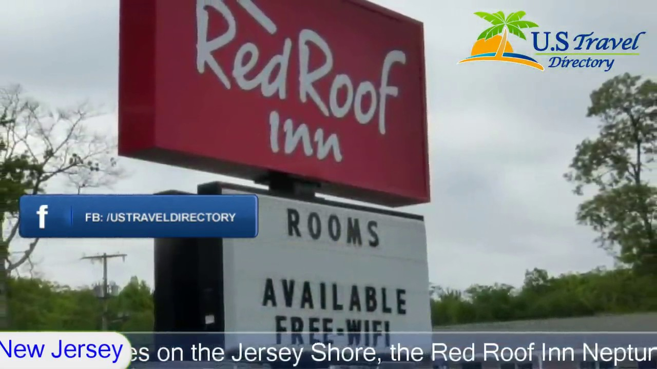 Red Roof Inn Neptune   Neptune City Hotels, New Jersey