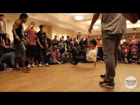 Black Noise (SA) vs. Project Soul (S. Korea): Exhibition Battle (2014 Trinity Festival)