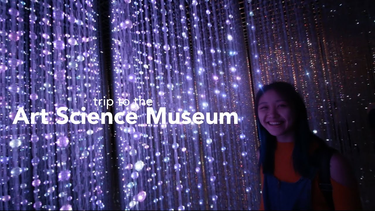 how to go to art science museum
