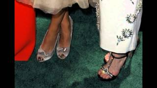 mila kunis feet long toenails