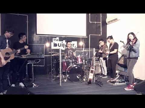 Intro Paradox Isyana Sarasvati + O Praise The Name (Band Cover)