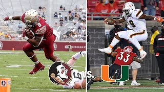 Florida State vs. Miami:  2020 Game Preview