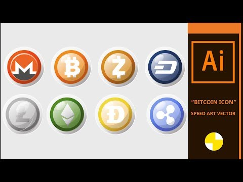 Syamination Speed Art|Cryptocurrency Icon Pack