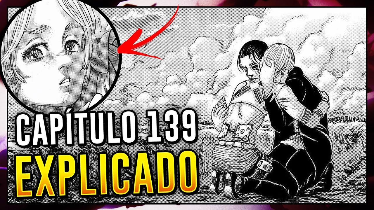 Download FINAL EXPLICADO - Análisis a fondo de Shingeki no Kyojin Capítulo 139 del manga