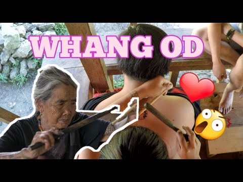 WHANG OD!!! OLDEST TATTOO ARTIST IN PHILIPPINES