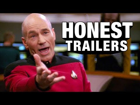 Honest Trailers - Star Trek: The Next Generation