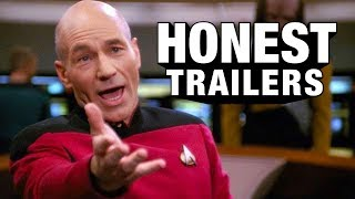 Honest Trailers S9 • E17 Honest Trailers - Star Trek: The Next Generation