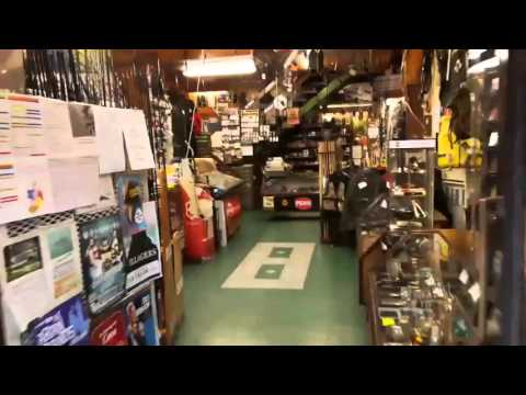 Best fishing tackle shop in the world.