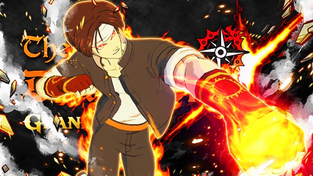 KYO KUSANAGI DESTROYS PvP?! BEST COLLAB UNIT EVER MADE!! | Seven Deadly Sins: Grand Cross