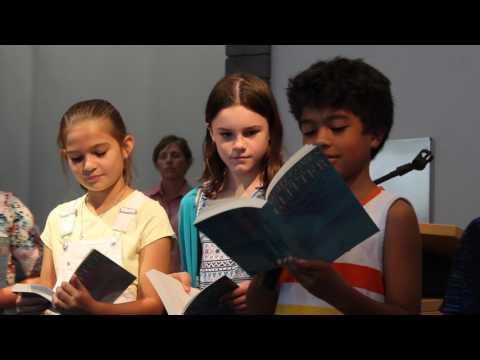 Davis Bilingual Magnet School @ UA Poetry Center