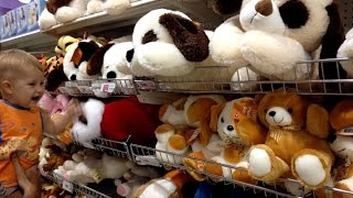 Мягкие_игрушки_для_детей. Магазин_интерактивных_игрушек