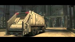 Dirty Jobs:The Trashmaster Trailer:GTA IV