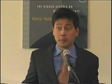 Sexual Orientation Law 2006: Kenji Yoshino