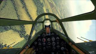 War Thunder - N1K2 Ja Can Rolling Scissors SB (4-0)
