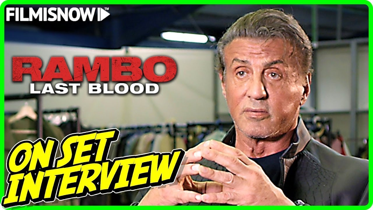 RAMBO: LAST BLOOD | Sylvester Stallone