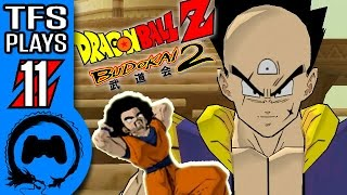 DRAGON BALL Z: BUDOKAI 2 Part 11 - TFS Plays