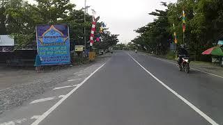 Melintasi Jembatan Barito - Kalimantan Selatan