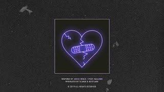 "(FREE) Juice Wrld x Post Malone Type Beat - ""Cracks"" | Sad Rap/Trap Instrumental 2019"