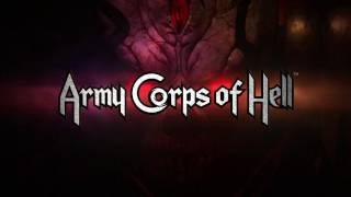 Army Corps of Hell - Multiplayer Gameplay Trailer (Vita)