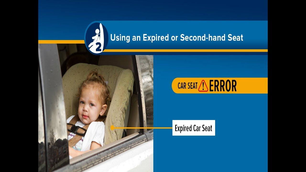 Car Seat Mishap 2