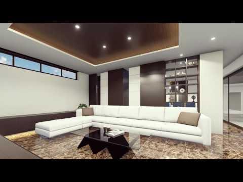 3次元建築アニメーション/Architect 3D Animation~UnrealEngine_vinci style