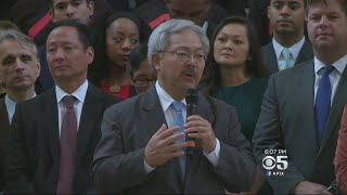 'Accidental' Mayor Ed Lee Presided Over Seismic Changes In San Francisco