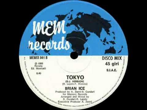 BRIAN ICE - TOKYO (VOCAL VERSION) (�)
