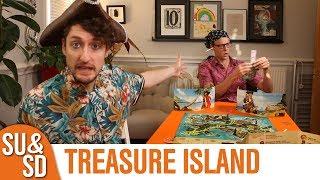 Treasure Island - Shut Up & Sit Down Review