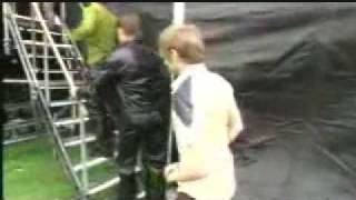 A-ha - Two backstage - very very rare