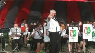 Latino Medley Orkiestra OSP Łaznów Orchestra Spała 2014