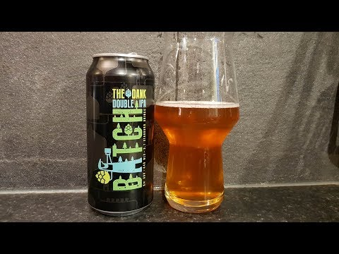 Batch The Dank Double IPA By Batch Brewing Company | Australian Craft Beer Review