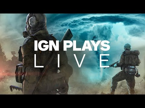 Metal Gear Survive Launch Day Livestream - IGN Plays Live