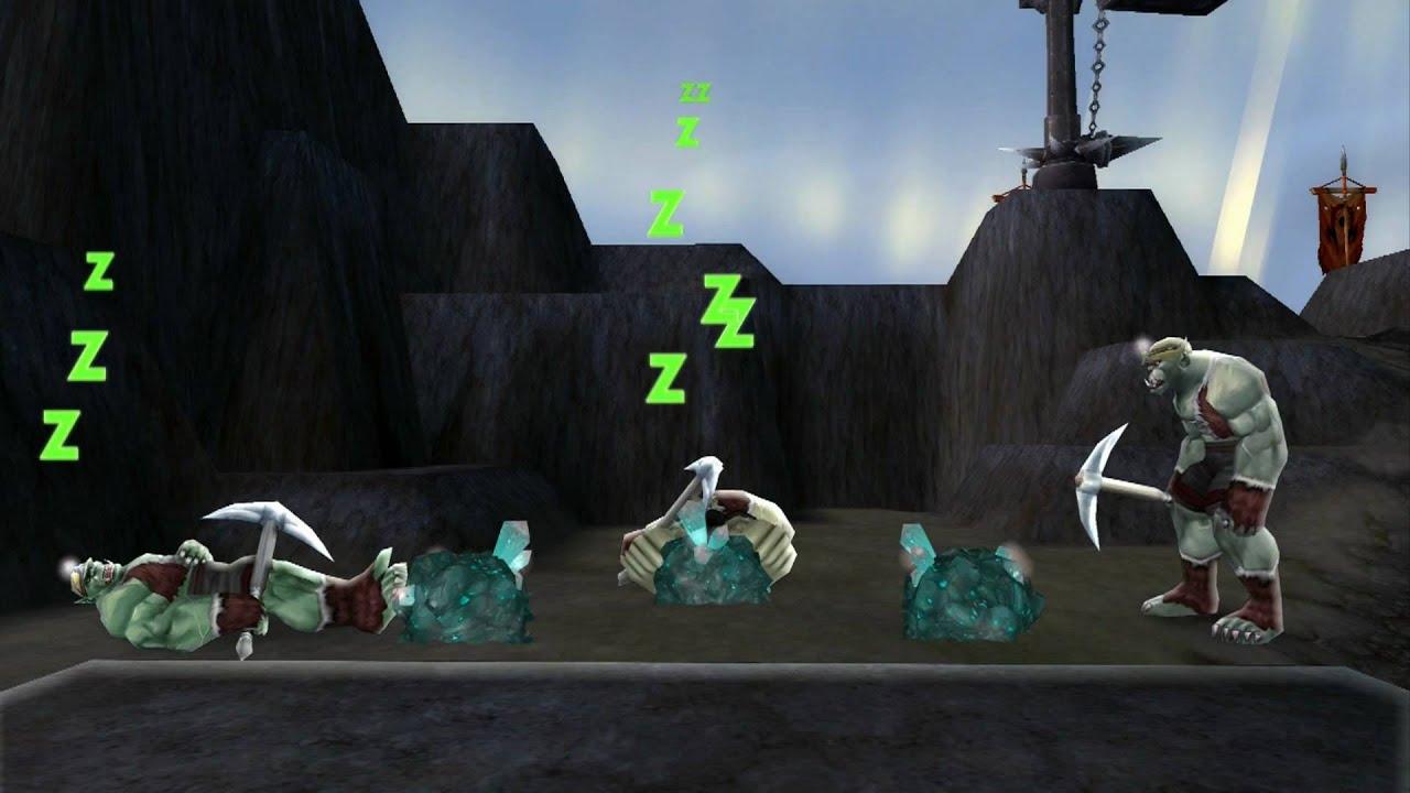 Work Work, Zug Zug, Dabu - World of Warcraft (WoW) Machinima by Oxhorn