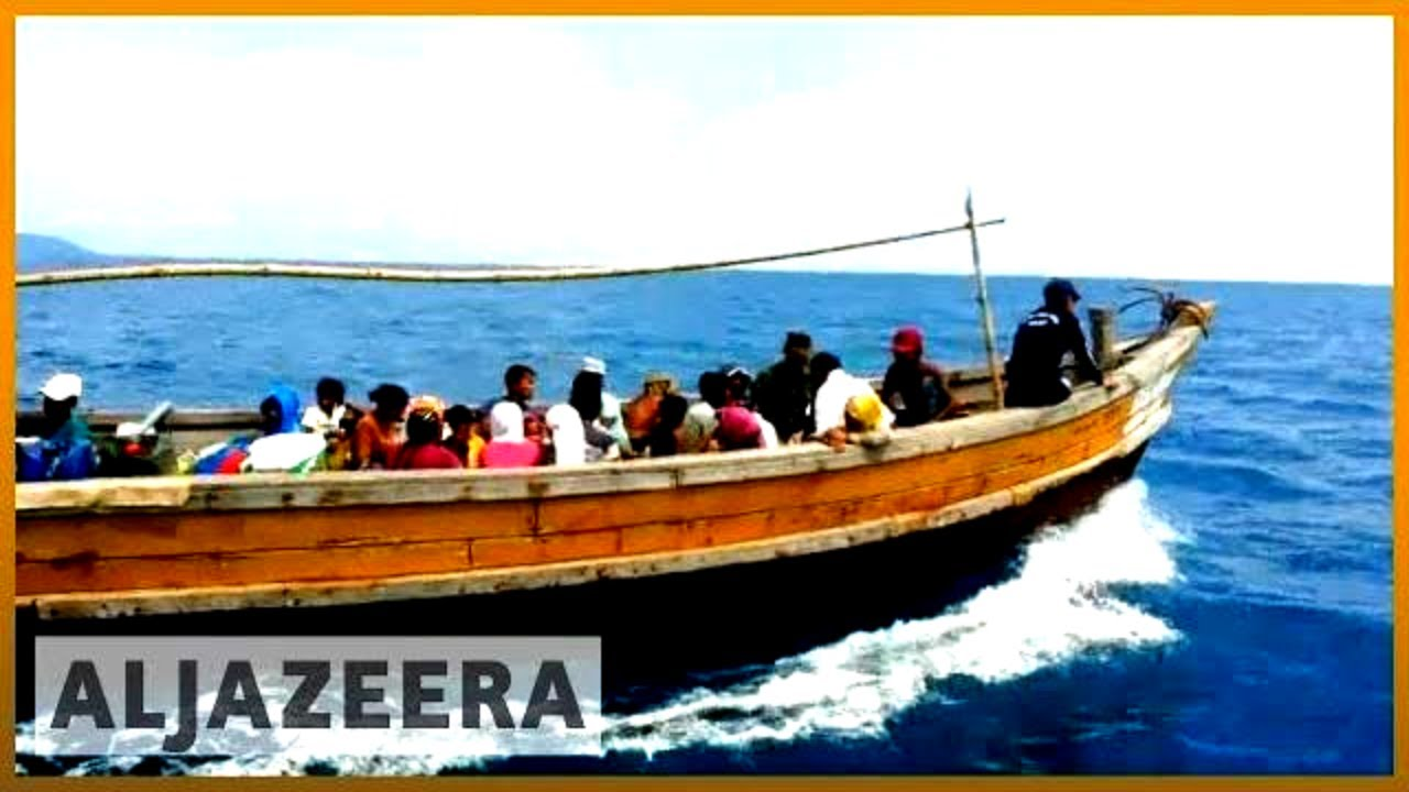🇲🇲 Rohingya refugees resort to southern sea routes | Al Jazeera English