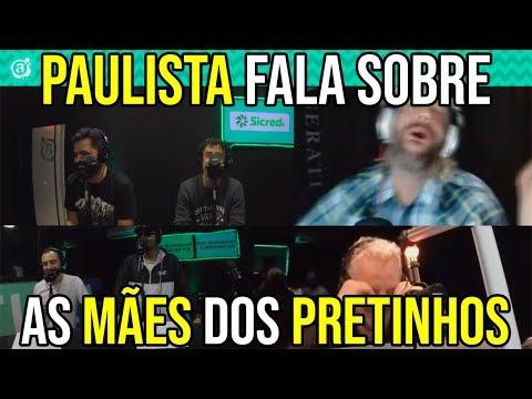 Paulista fala sobre as mães dos PBs