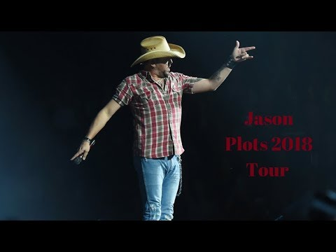 Jason Aldean Plots 2018 Tour With Big Openers [January 19, 2018]
