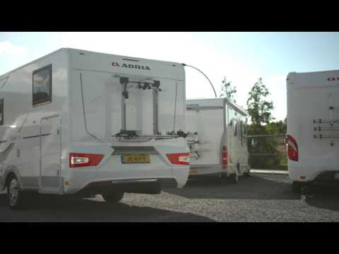 Stijkel Campers E Bike Lift