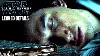 The Rise Of Skywalker Kylo Ren's Death Leaked Hint Revealed! (Star Wars Episode 9)