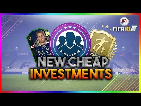 FIFA 18 | CHEAP INVESTMENT METHOD *HUGE PROFIT* (MARKET CRASH) | CHEAP NEW TRADING METHOD