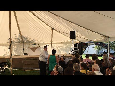 Bontrager Bowers Double Wedding