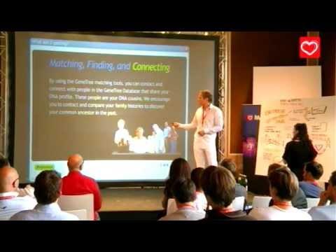 MLOVE 2011, Yuri van Geest Keynote