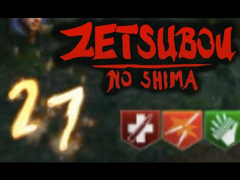 "Zetsubou No Shima ROUND 27 GAMEPLAY!! ""Black Ops 3 Zombies"" Eclipse DLC"