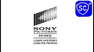 Sony Pictures Home Entertainment Logo History (June 1978-present)