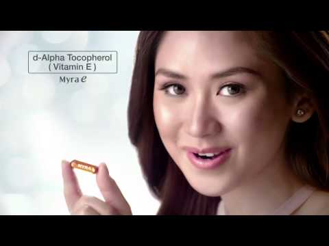 "Unilab TV Commercial: Myra E ""Eating Healthy"""