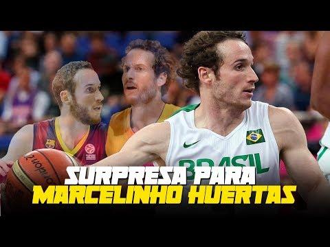 Parabéns, Marcelinho Huertas!