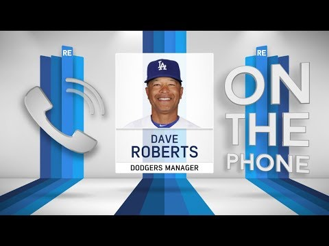 Dodgers Manager Dave Roberts Talks 2019 Outlook, Kershaw Status & More w/Rich Eisen   Full Interview