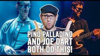 Pino Palladino and Joe Dart both do this - here's why