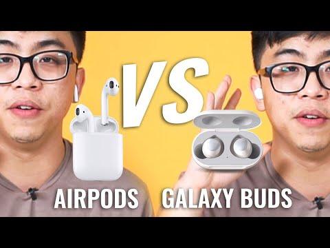 GALAXY BUDs vs