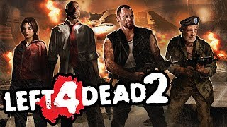 Left 4 Dead 2 — ДРОБОВИК В РУКАХ И ЗОМБИ НА НОГАХ!
