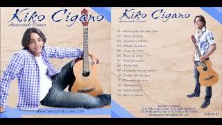 Kiko Cigano - Volume 1 - CD 2013